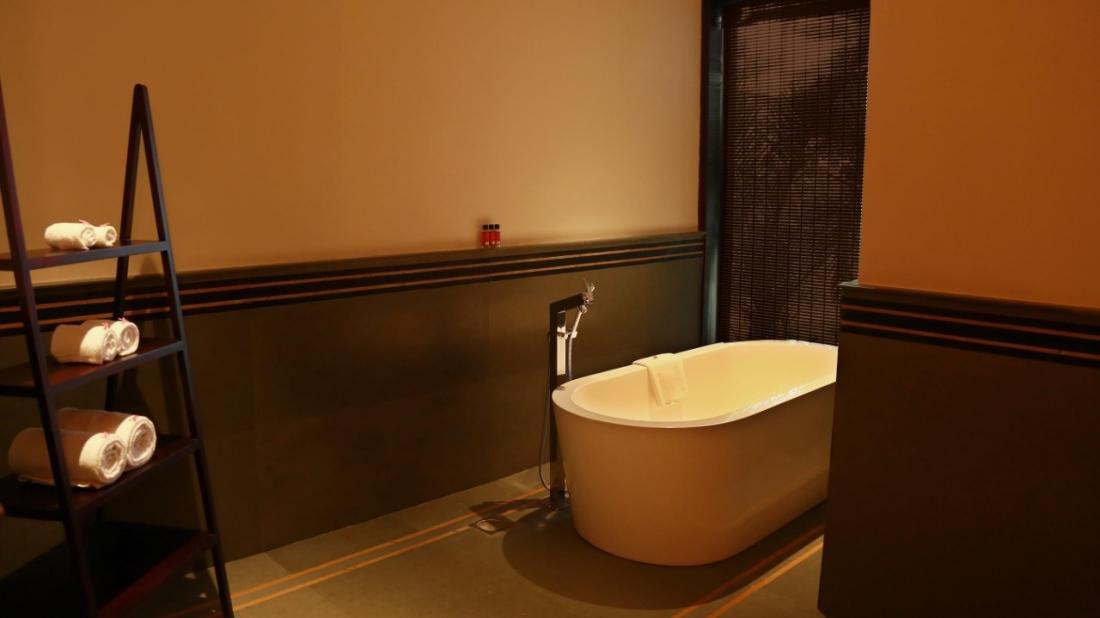 Presidential Villa Bathroom - Ground Floor 2