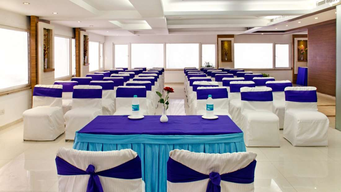 Banquet Hall at Hotel Southern,  Banquet hall in Karol Bagh, Hotel Southern, Karol Bagh Hotels