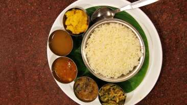 Thaali Hotel Southern New Delhi