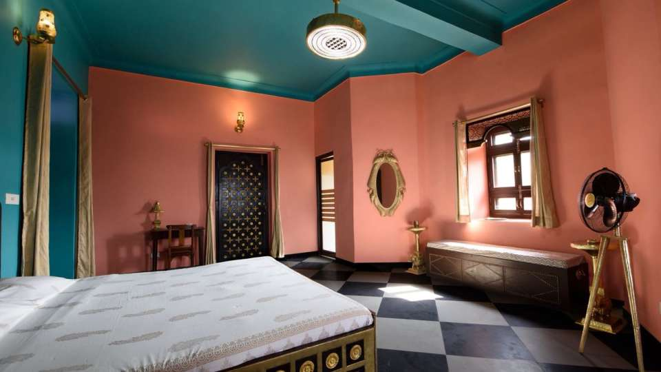Durlabhji Mahal _ Tijara Fort Palace_ Hotel Rooms in Rajasthan_ Rooms Near Jaipur 133