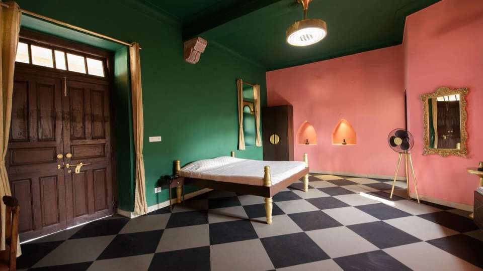 Panna Mahal_ Tijara Fort Palace_ Hotel Rooms in Rajasthan_ Rooms Near Jaipur 129