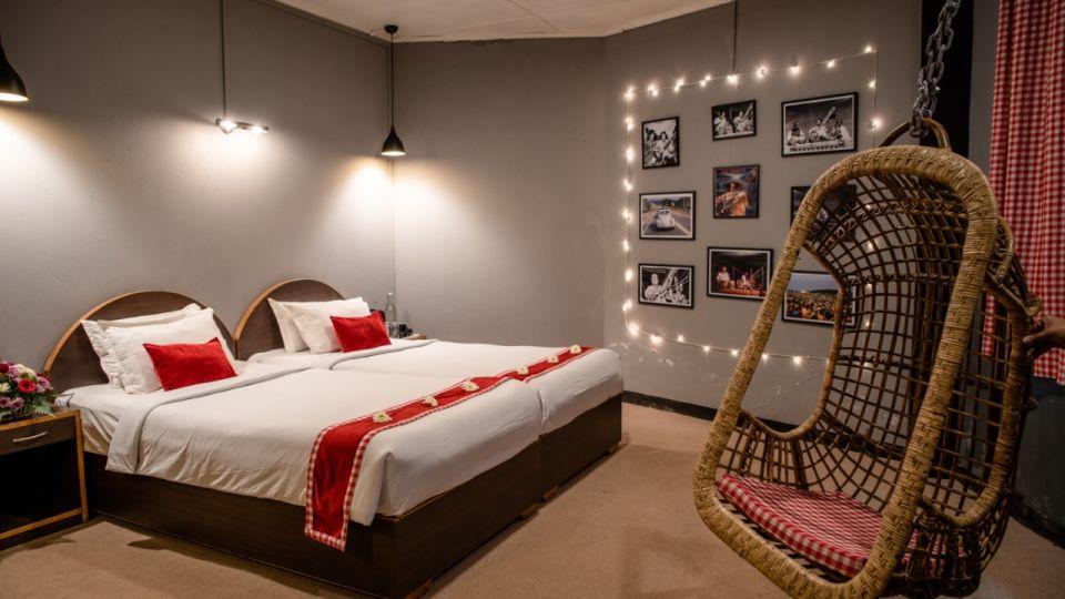 Woodstock Farmhouse   Budget Hotels Near Shillong    Rooms