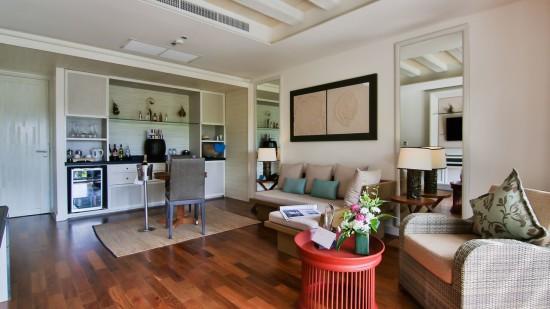 Deluxe Suite Natai Beach Resort Spa Phang Nga Thailand