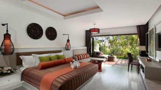 Garden Terrace Room Natai Beach Resort Spa Phang Nga Thailand