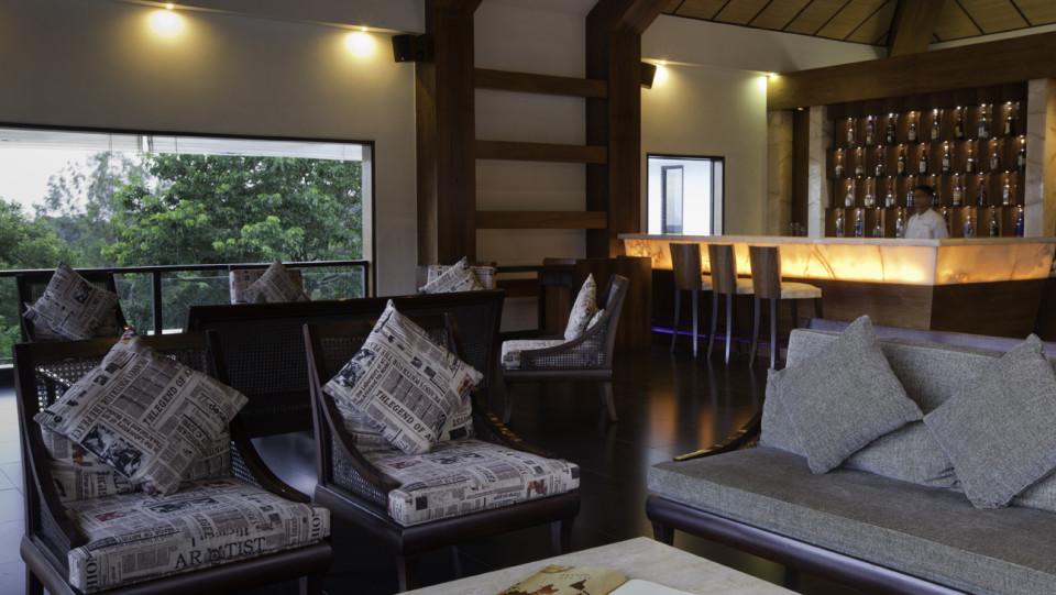 The Blue Sky Lounge, The Serai Chikmagalur, Stay in Chikmagalur, Luxury Resorts in Chikmagalur 1