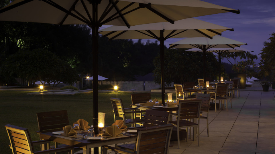 Odyessey Restaurant at The Serai Chikmagalur, The Serai Chikmagalur, Honeymoon Resorts in Chikmagalur 5