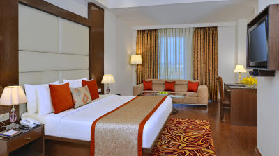 Room 1 Taurus Sarovar Portico IGI Delhi