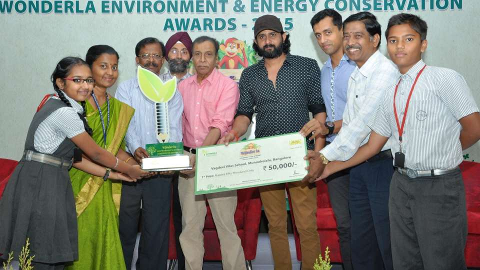 Wonderla Amusement Parks & Resort  WEECA Award
