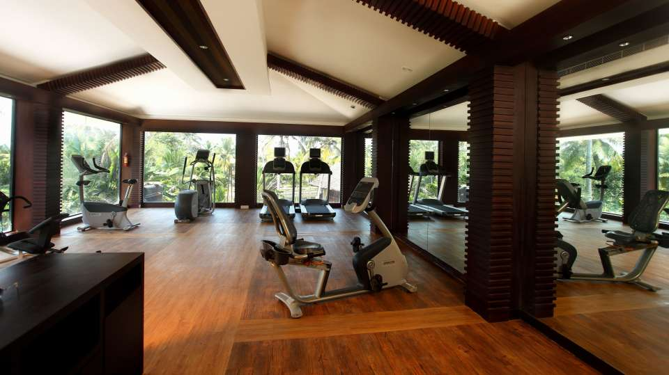 Gym Vasundhara Sarovar Premiere Vayalar
