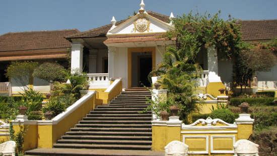 Palacio De Deao, Arco Iris - 19th C, Curtorim Goa