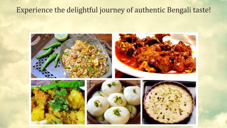 The Orchid Hotel, Pune Pune Bengali Food Festival Baner 14x21.5cm