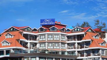 Facade Marigold Sarovar Portico Shimla  hotels in Shimla  resorts in Shimla