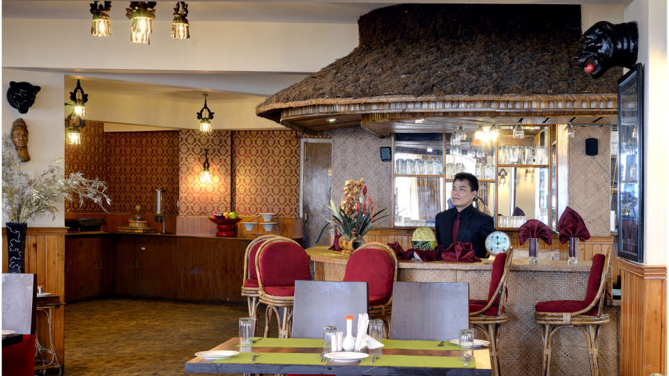 Bar Summit Newa Regency Spa Pelling Hotels in Pelling