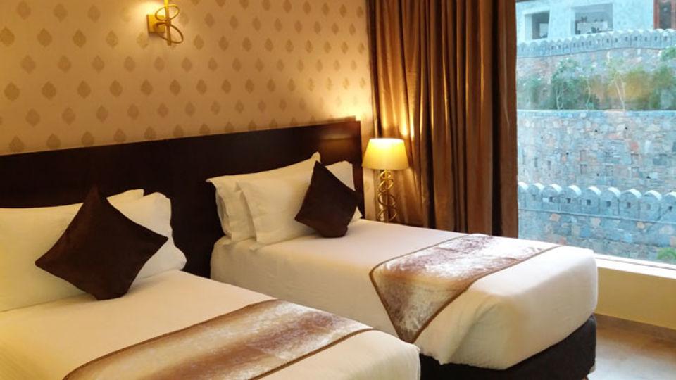 Standard Room Ramada Resort Kumbhalgarh Resort in Kumbhalgarh