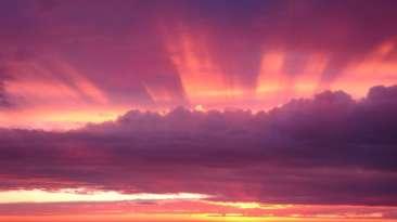 Sunset at dalhousie