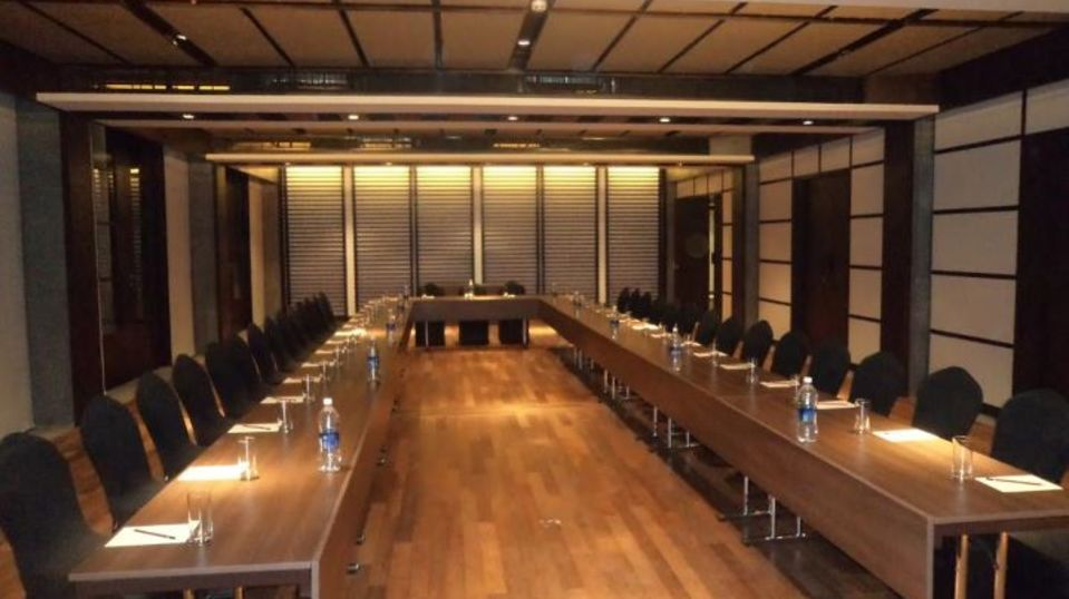 Conference Banquet Vasundhara Sarovar Premiere Vayalar 3