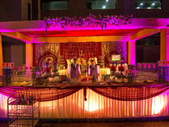 theme catering at Narayani Heights  catering services in ahmedabad 2