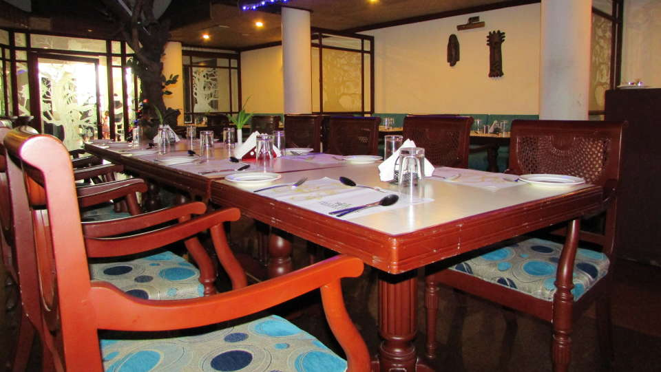 Harbour View Residency Cochin Restaurant Hotel Harbour View Residency Cochin 3