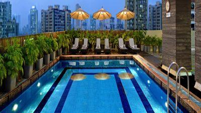 Swimming Pool Radisson Mumbai Goregaon