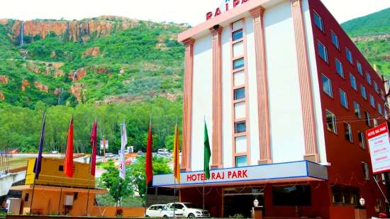Raj Park Hotel Group  Facade- Raj Park Tirupati