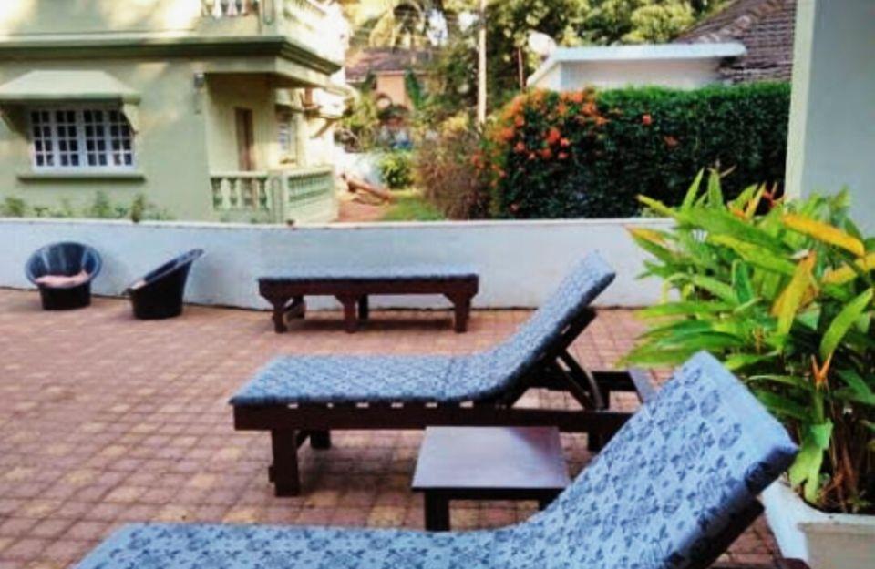 Swimming Pool Casa Legend Economy Calangute Goa