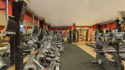 Gym at Park Plaza Ludhiana 5 Star Hotel in Ludhiana