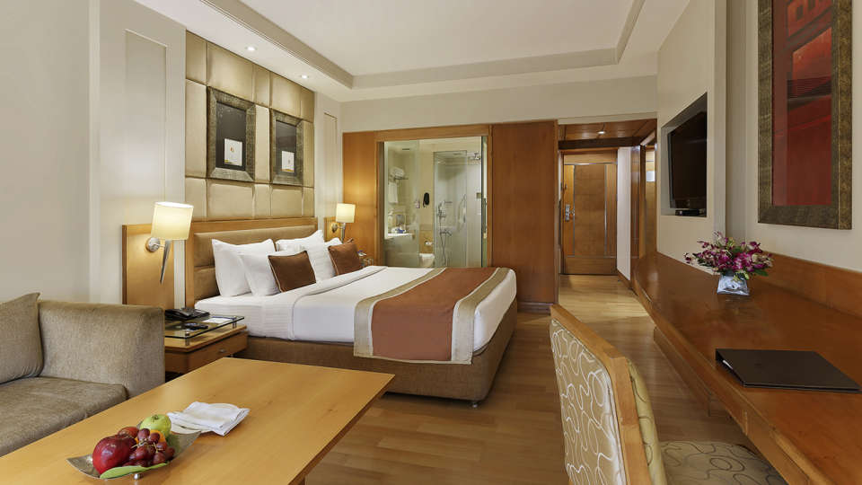 Rooms at Park Plaza Ludhiana 5 Star Hotel in Ludhiana 3