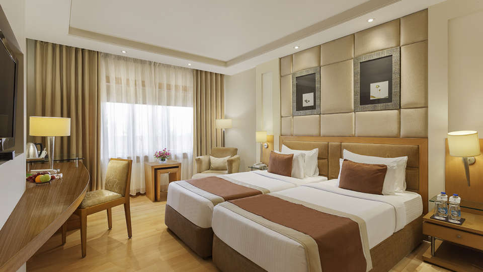 Rooms at Park Plaza Ludhiana 5 Star Hotel in Ludhiana 5