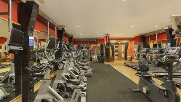 Gym at Park Plaza Ludhiana 5 Star Hotel in Ludhiana