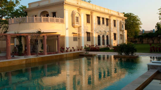 Spa at Royal Heritage Haveli by Niraamaya Retreats