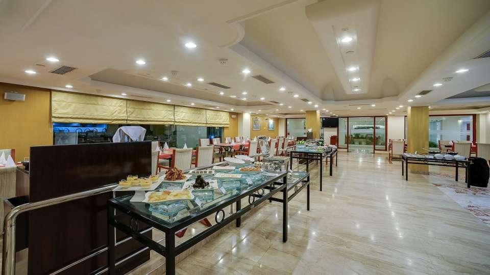 The Oriental Restaurant at Hotel Royal Sarovar Portico Siliguri Hotels