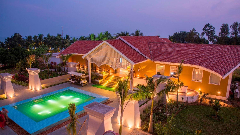 Swosti Chilika Resort  welcome