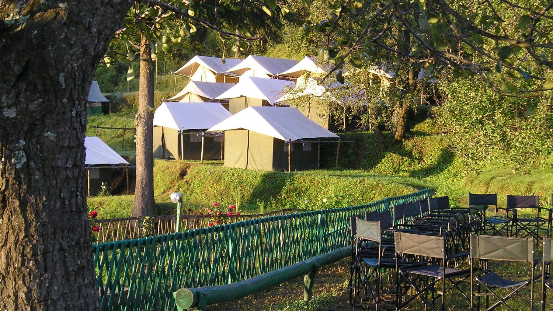Let s Camp Sitlakhet tents
