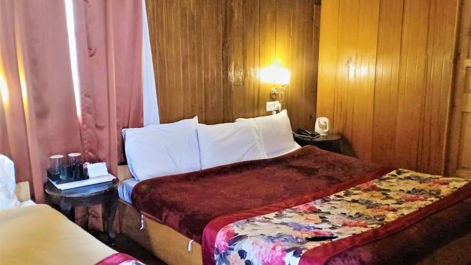Deluxe Room Plan