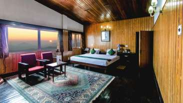 Central Gleneagles Resort, Darjeeling Darjeeling Club room1