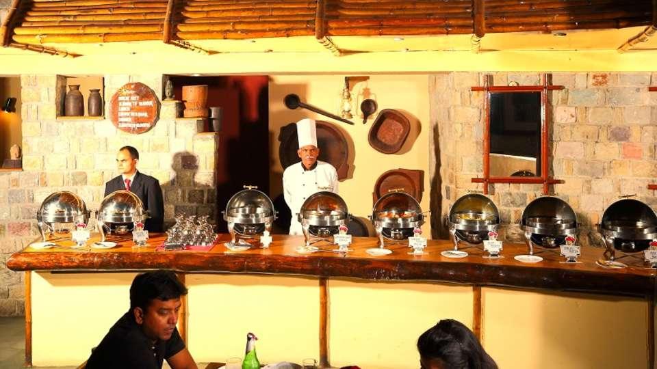 Golghar Restaurant at Infinity Resorts Corbett, Restaurant in Uttarakhand 5