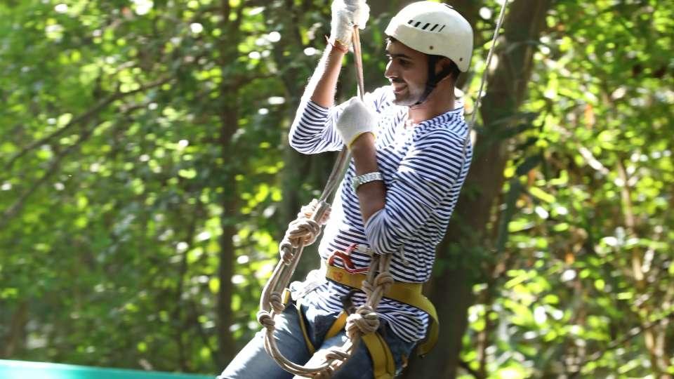Tarzan Swing - Sajan 1