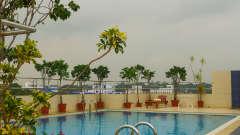 Swimming Pool Classic Sarovar Portico Thiruvananthapuram