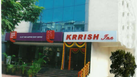 Hotel Krrish Inn, Hyderabad Hyderabad Exterior Hotel Krrish Inn Hyderabad