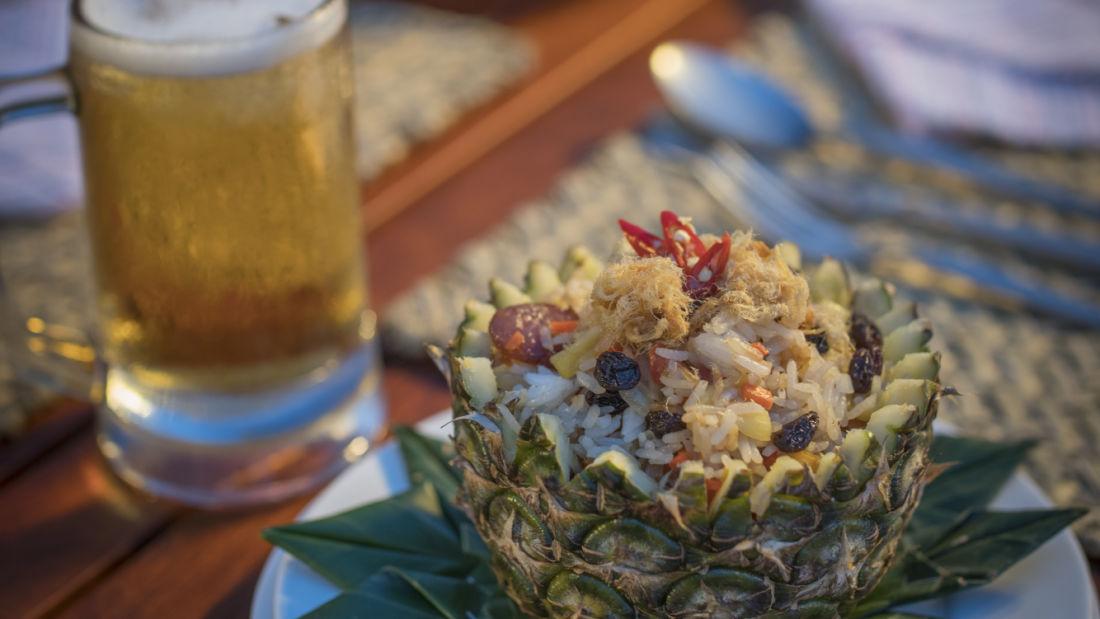 Pakse Hotel & Restaurant, Champasak Pakse Food Pakse Hotel Restaurant Champasak Laos 12