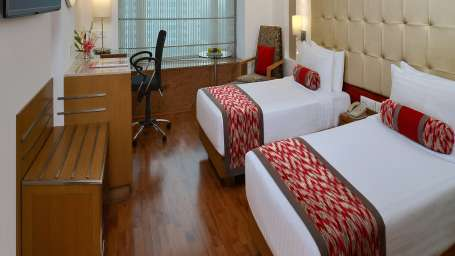 Twin Room Radisson Mumbai Goregaon