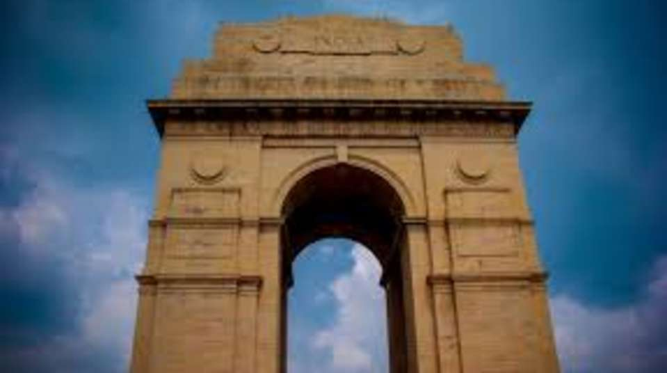 India Gate Taurus Sarovar Portico New Delhi