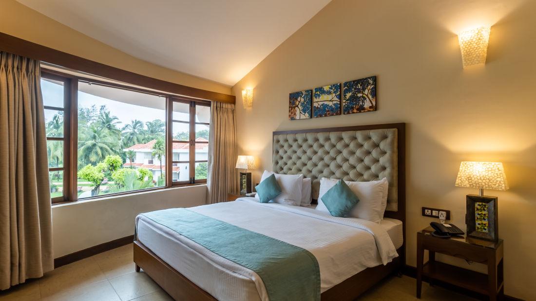 Suites, Heritage Village Resort and Spa, Goa, Resort near Arossim Beach 3
