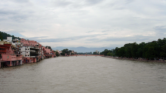 Ganga Lahari Hotel, Haridwar Haridwar Activities Bathing in the Ganges