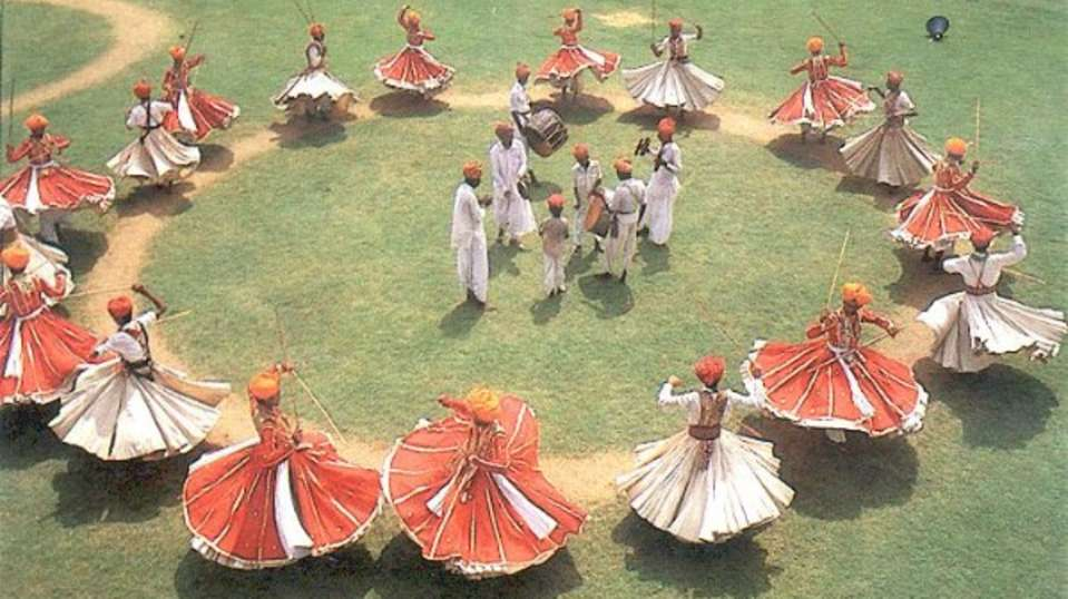 Holi Celebration at our mughal lawns Umaid Lake Palace Hotel Kalakho Dausa Rajasthan