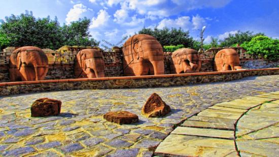 Garden-of-Five-Senses, Explore Delhi - Evoke lifestyle Delhi