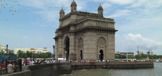 gateway of india, Hotel Residency Sarovar Portico Mumbai