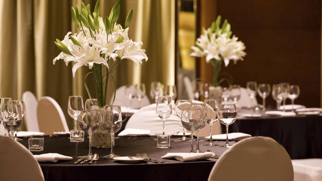 Hotel Gokulam Grand Bangalore Hotels Banquet Halls in Bangalore 2