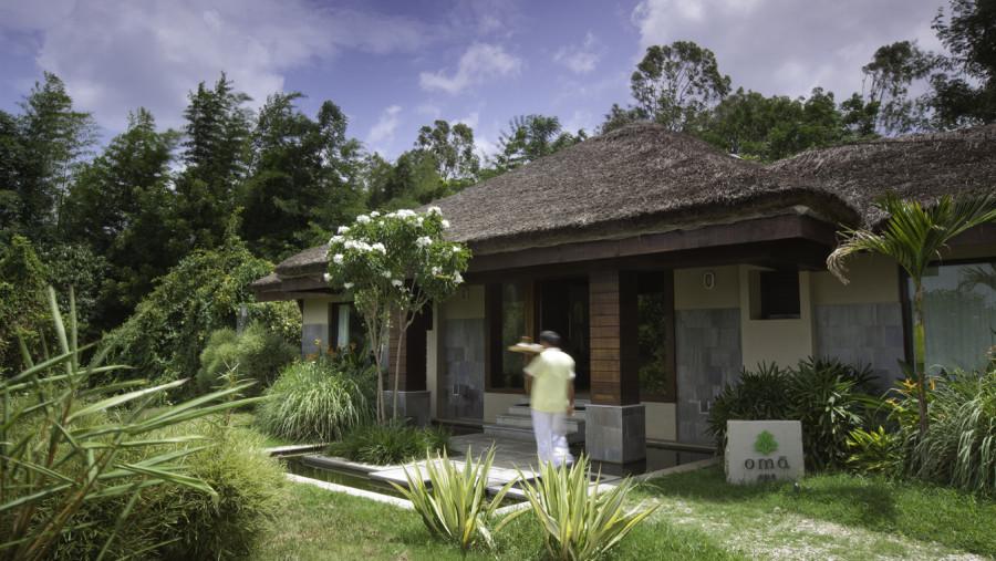 Oma the spa at The Serai Kabini,  Kabini Resort, The Serai Kabini, Best Riverside Resort 1
