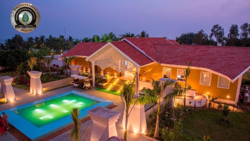 Swosti Chilika Resort  welcome you